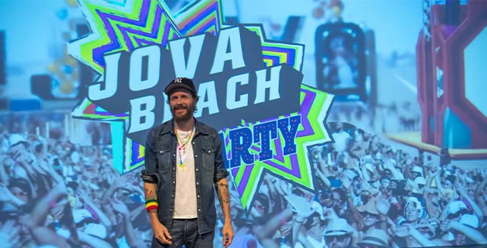 Grande attesa per la tappa pugliese del Jova Beach Party: uscita anche la playlist con 7 brani