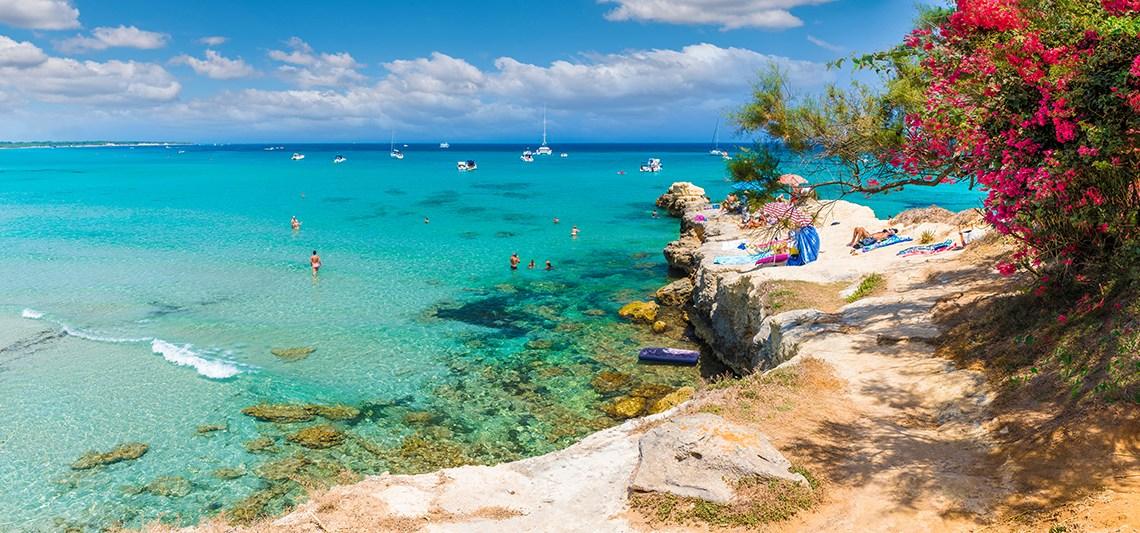"""Una vita in vacanza """"MADE IN PUGLIA"""": Le 10 spiagge pugliesi da non perdere"""