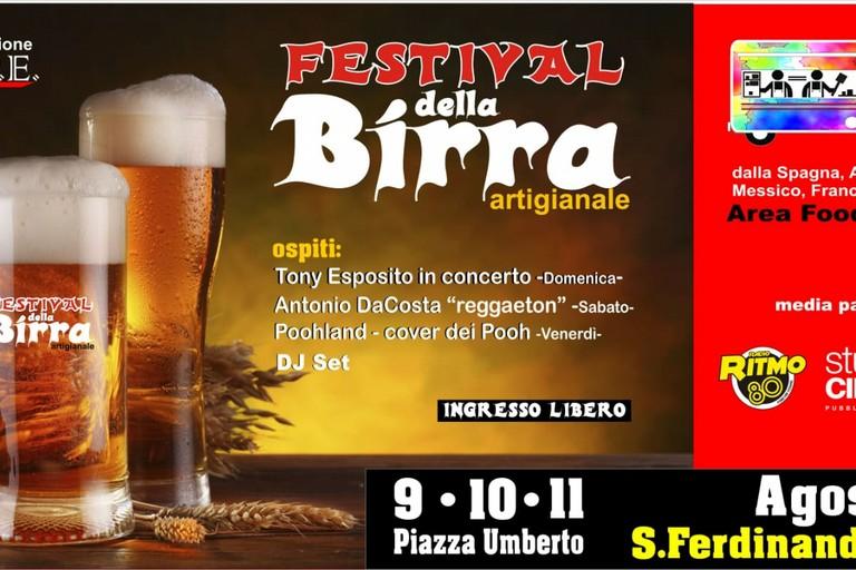 Festival della Birra: Dal 9 al 11 Agosto a  San Ferdinando