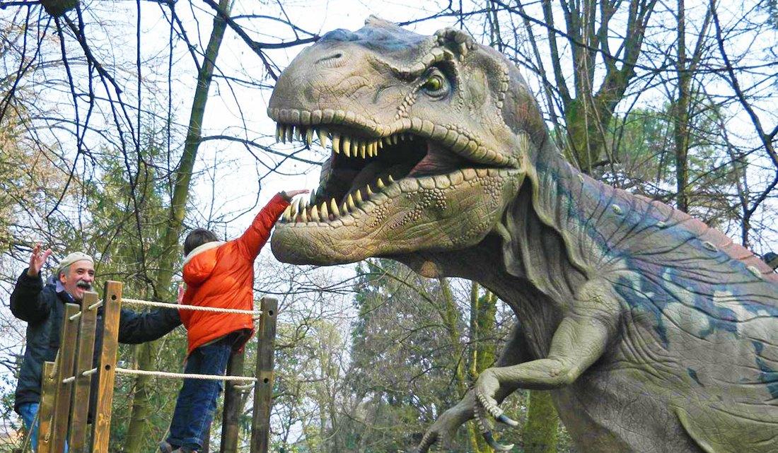 In Puglia il divertimento è a forma di Dinosauro: Da Borgo Celano ad Altamura, i migliori Parchi a tema