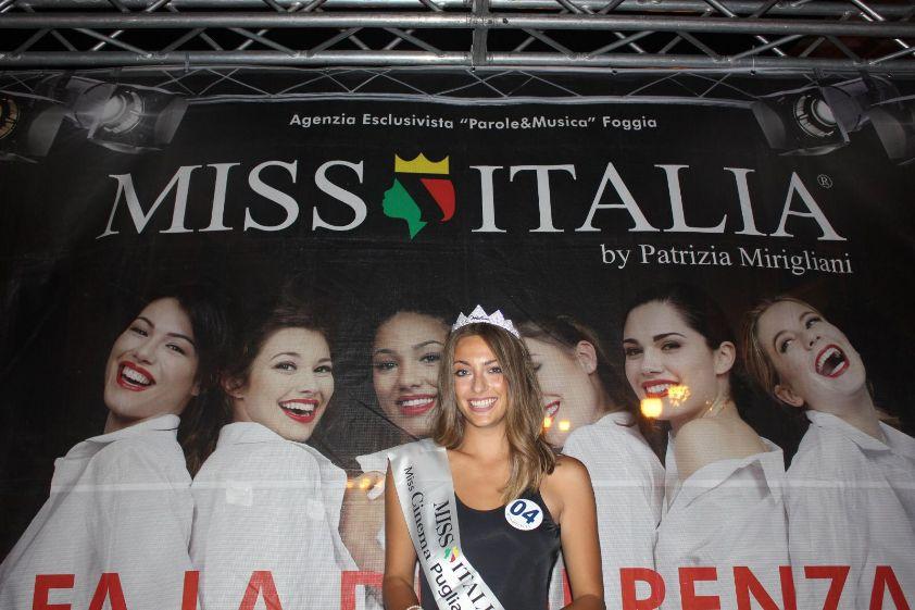 Ilaria Petruccelli: la modella pugliese che sogna di arrivare alle finali di Jesolo