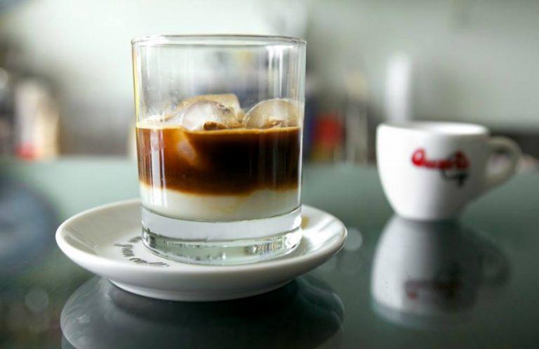 Caffè in Ghiaccio: la specialità dei barman salentini