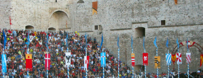 Disfida di Barletta: l'evento storico e la rievocazione 2019 (dopo 14 anni!)