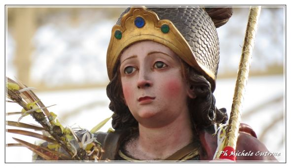 """Parte Oggi la """"Festa di San Trifone Martire"""" ad Adelfia – Tre giorni di fuochi ed un Santo da festeggiare"""