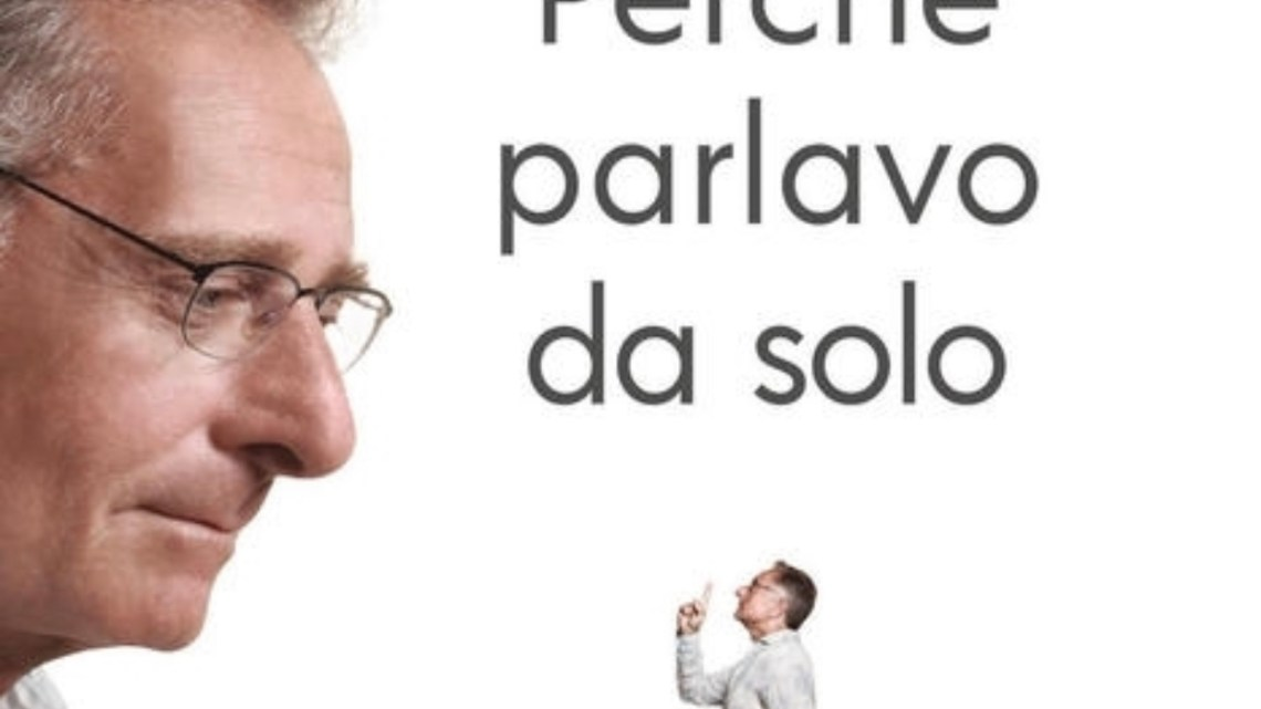 """Paolo Bonolis presenta il suo libro """"Perché parlavo da solo"""" a Bari il 25 Ottobre"""