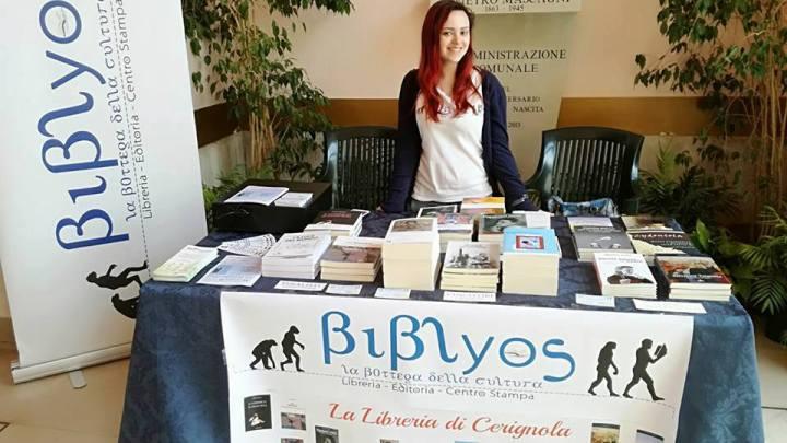 Daniela Tattoli e Biblyos: una libreria che viaggia veloce sulle ali del Cultura