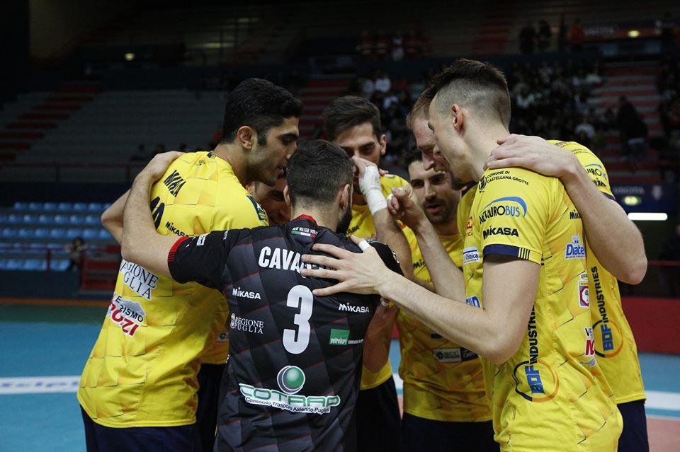 Volley: Vincono la New Mater e la Materdomini