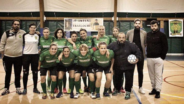 Futsal: Real Statte e Polisportiva Bitonto prime in classifica. Vince il Molfetta Femminile.