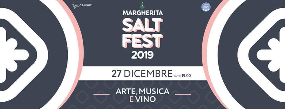 Margherita di Savoia (BAT) domani la prima edizione di SALT FEST: Arte, Musica e Vino