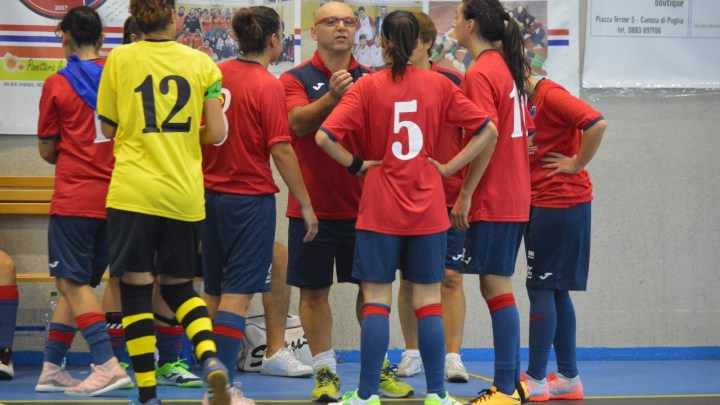 Futsal Femminile: é ancora battaglia tra Salinis e Statte. Vince il Molfetta Femminile e l'Orthus Canosa convice.