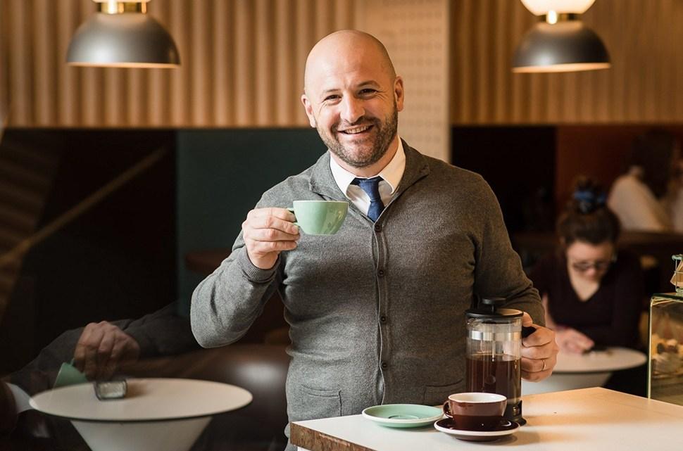 Francesco Sanapo, barista e assaggiatore salentino: ecco cosa c'è dietro una tazzina di caffè