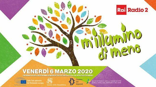 M'Illumino di Meno 6 Marzo 2020: le iniziative di domani in Puglia