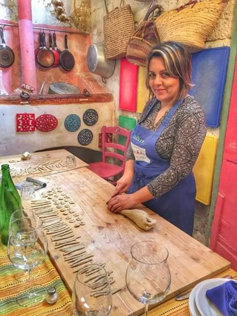 Stefania Quarta, il Salento e la sua passione per la Cucina Tipica Pugliese