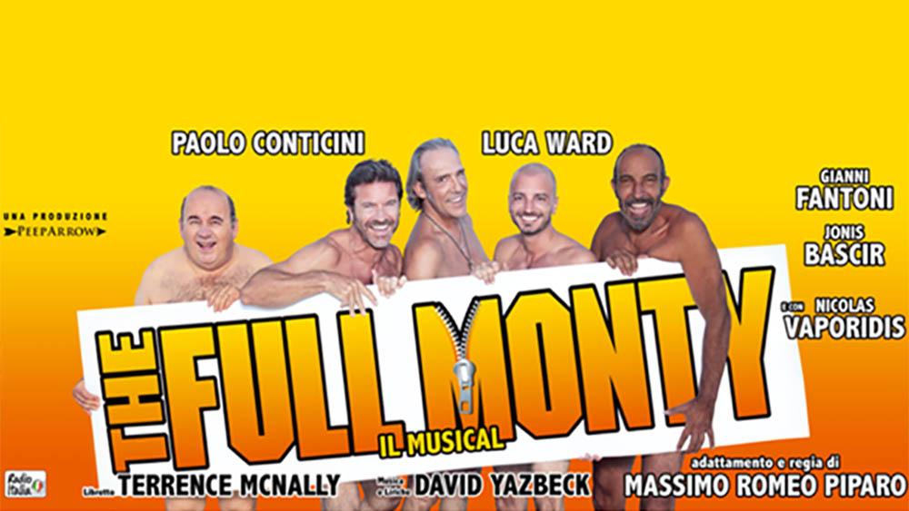 """The full monty"" sbarca a Bari"