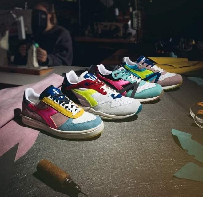 """""""Luminarie"""": Diadora lancia la nuova linea di scarpe che riproduce un tipico simbolo pugliese"""