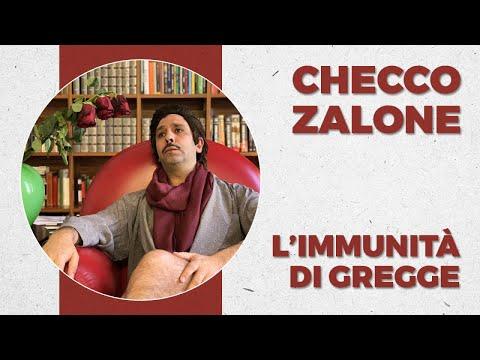 Checco Zalone canta la pandemia: e il brano è già un successo