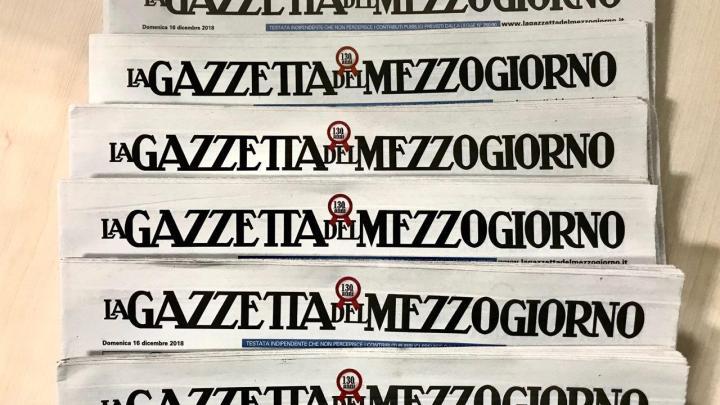 """I """"Pugliesi nel mondo"""" sono pronti a mobilitarsi per la """"Gazzetta del Mezzogiorno"""""""