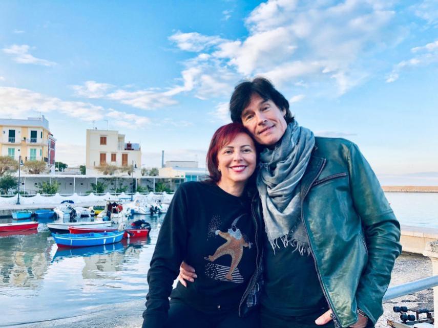 """Ronn Moss, il Ridge di """"Beautiful"""" pronto a girare un film in Puglia"""