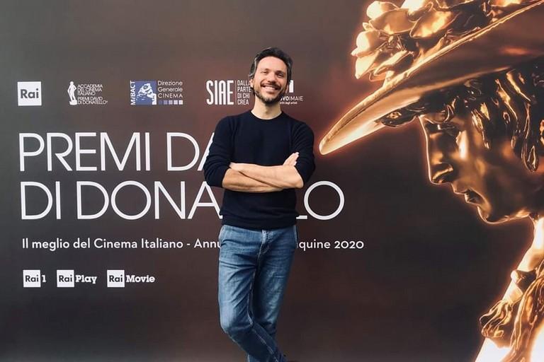 """Giulio Mastromauro, vince il Premio David di Donatello con """"Inverno"""": in un cortometraggio la metafora della vita"""