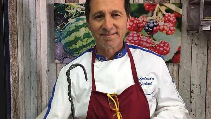 """Michel Draicchio: """"Curiosità e Passione tra gli ingredienti del mio Gelato"""""""