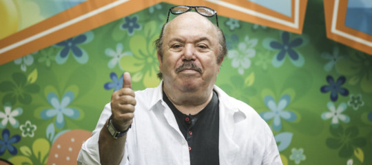 "Lino Banfi: ""Ho in mente un film da girare sul Gargano"""