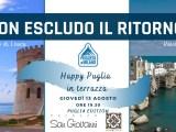 """""""Non Escludo il Ritorno, Puglia edition"""": il 13 Agosto  in contemporanea a Vieste e Morciano di Leuca"""