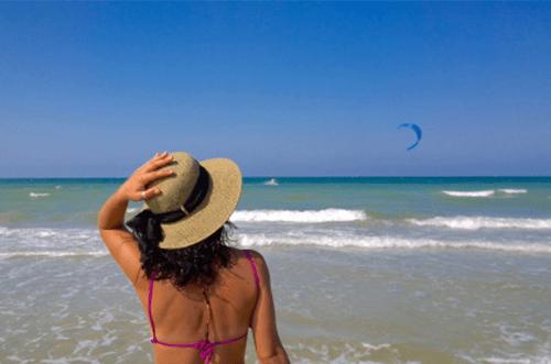 Scegliere il mare in base al vento: in Salento puoi farlo, ecco come