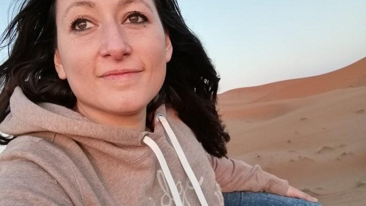 """Mariantonietta Scalera: """"Vivere a contatto con la natura e gli animali è il mio stato naturale"""""""
