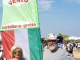 """Leo & Linda del Team Via col Vento di Castellana Grotte: """"L'aquilonismo, hobby assai seguito in Puglia"""""""