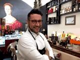 Tommaso Perrucci e la dolce variante pugliese: l'oliva la Bella di Cerignola diventa un dessert