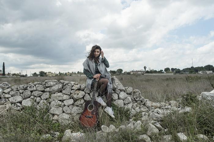 """Dalila Spagnolo, """"cantautrice di fragilità"""": in concerto a Lucera sabato 29 maggio"""