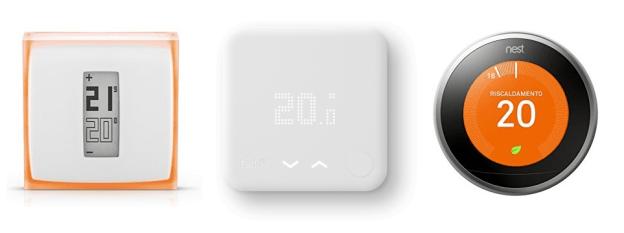 Termostato WiFi tado vs Netatmo vs Nest: miglior termostato intelligente