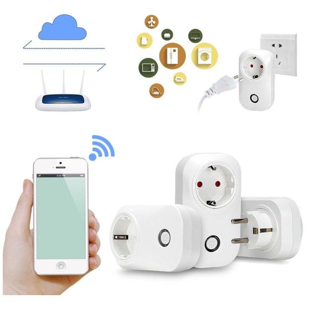 Presa intelligente WiFi: D-Link, TP-Link, Sonoff, Elgato o Belkin ?