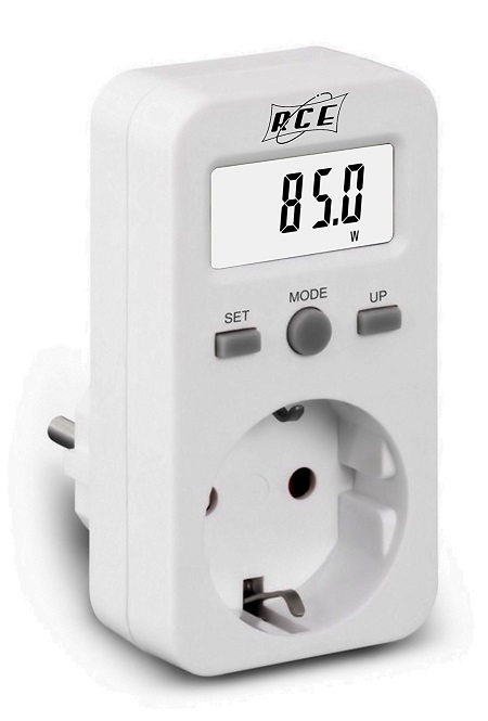 Misuratore energia elettrica consumata
