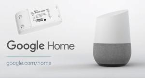 Sonoff Google Home eWeLink