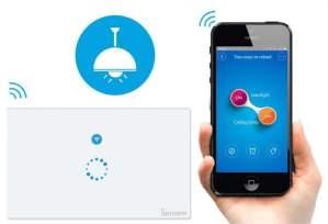 Sonoff Touch Italia | Sonoff T1 | Interruttori touch WiFi