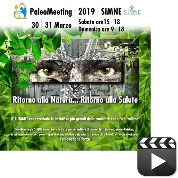 Paleomeeting e SIMNE Evento + Video
