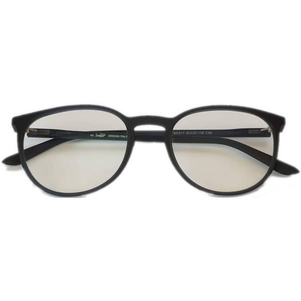Occhiali Blue Blocks Lenti Chiare Certificate CE - Eyes Cat Black