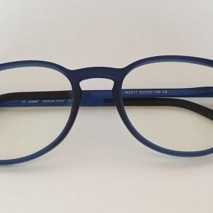 Occhiali Blue Blocks Lenti Chiare Certificate CE - Eyes Cat Blu