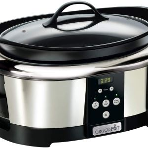 Crock-Pot Slow Cooker Adatta fino a 8 Persone - 230 W