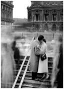 Robert-Doisneau, Le baiser de l'opera. Paris 1950