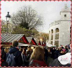 Sacré Coeur - Marché de Noël
