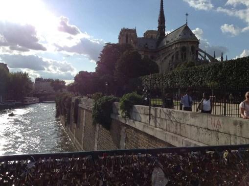 Notre Dame dal Pont de l'archeveché