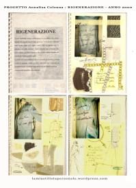 Progetto RIGENERAZIONE ANNO 2000 - Il work in progress