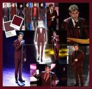 Sanremo 2013 Color Trend – BURGUNDY – Mood Annalisa Colonna