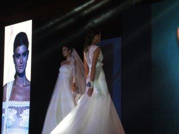 Stilista Personale alla sfilata di Passaro Sposa a Tutto Sposi 2014 (4)