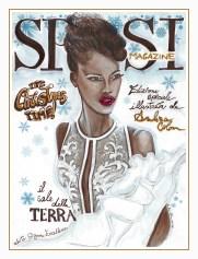 cover-sposi-magazine-illustrata-da-annalisa-colonna