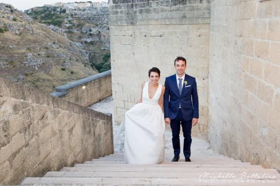 Il matrimonio di Ilde a Matera