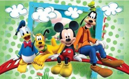 Ковер детский Disney Dinarsu