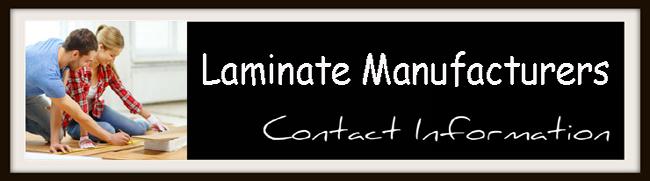 laminate floor manufacturers contact info